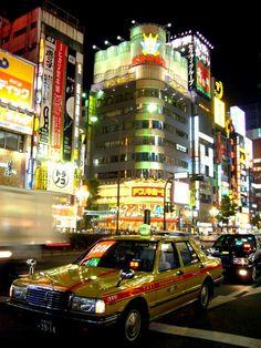 Tokyo, Japan Copyright: Carrie Low