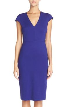Fraiche by J Jersey Midi Dress available at #Nordstrom