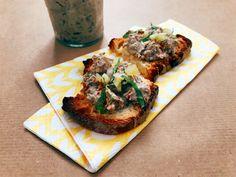 Rillettes de sardine, citron confit & basilic | Le jour du Burger