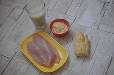 Nuggets de pollo BLW sin huevo y sin lactosa. - BLW Aprendiendo a comer