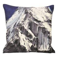 Everest Blue Cushion - £12 | brandinteriors.co.uk