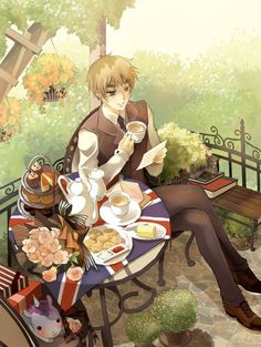 tea with pet manga - Google Search