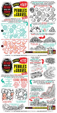 How to THINK when you draw VINES tutorial by EtheringtonBrothers on DeviantArt Inkscape Tutorials, Art Tutorials, Drawing Lessons, Drawing Techniques, Illustration Techniques, Comic Tutorial, You Draw, Realistic Drawings, Paint Schemes
