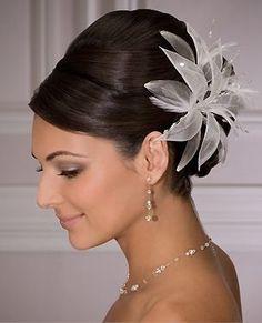 fotos peinados novia recogidos