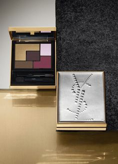 YSL Rebel Metal Fall 2015 Collection - Couture Palette Collector – New & Limited Edition