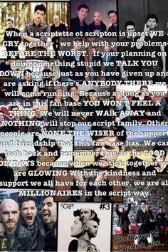 The Script - The Script Family Love Your Family, My Love, Irish Rock, Danny O'donoghue, We The Kings, The Script, Music Stuff, Music Artists, Lyrics