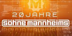 Söhne Mannheims Tour 2015 | Tickets im Vorverkauf