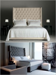 Likeness of Awe-Inspiring Tall Upholstered Beds that will Enhance Your  Bedroom Value   Bedroom Design Inspirations   Pinterest  