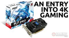 MSI R7 260 1GD5 OC available now - http://gamingtilldisconnected.com/2014/01/msi-r7-260-1gd5-oc-available-now/11483