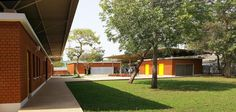 Gallery of French School in Lome / Segond-Guyon Architectes - 5