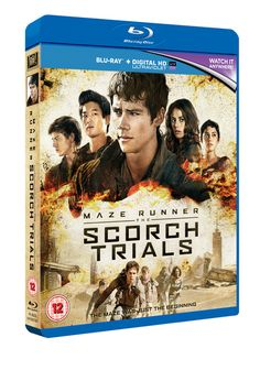 Maze Runner: Chapter II - The Scorch Trials (Image 1)