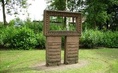 Picture frame, Glenrothes