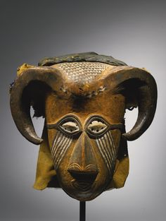 Kuba Mask, D.R Congo