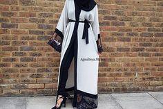arab, black, and kimono image