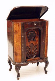 Radiomarelli Argirita type 33 gramophone, 1932 Italy