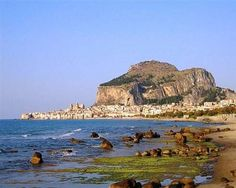 Madonie parks and Cefalù area. Sicily