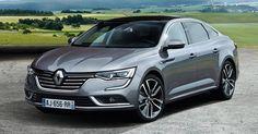 Renault mostra novo sedã de luxo na Europa
