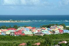 Orient Beach, St. Maarten 11/2005, 11/2006, 3/2008, and 10/2010