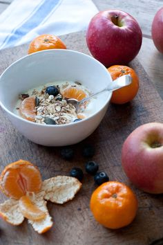 Hausgemachtes Muesli #ichbacksmir #frühstück #breakfast