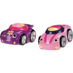 Fisher Price Lil' Zoomers Sweet Speedsters 2 pack, (fisher price, #girl, toy #cars)