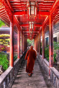 Yuyuan Gardens ~ Old Town Shanghai, China