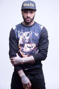 Thug Life Dog Sweatshirt