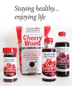 Cherry juice concentrate to relieve arthritis pain, plus lots of of other health benefits. This stuff is good enough to pour over ice cream! Yoga For Arthritis, Arthritis Diet, Natural Remedies For Arthritis, Knee Arthritis, Arthritis Relief, Types Of Arthritis, Arthritis Symptoms, Arthritis Exercises