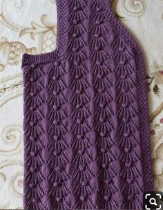Knitting patterns, knitting designs, knitting for beginners. Baby Knitting Patterns, Ladies Cardigan Knitting Patterns, Knit Vest Pattern, Knitting Stiches, Easy Knitting, Knitting For Beginners, Knitting Designs, Diy Crafts Knitting, Crochet Mignon