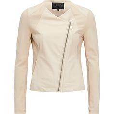 Jasje, Leather Jacket - Costes