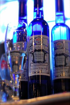 """wine tasting notes ~ cannon river winery's """"winter ice"""""""