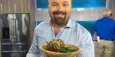 Essayez ces délicieuses Boulettes de viande Général Tao, une recette présentée par SB Cuisine! Crispy Chicken, Guacamole, Green Beans, Entrees, Meal Prep, Brunch, Appetizers, Food And Drink, Nutrition