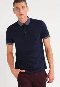 Burton Menswear London Polo - navy - Zalando.es