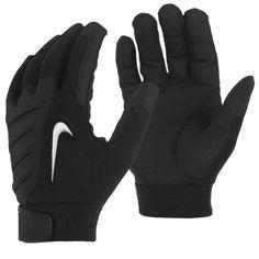 Nike Gloves Mens Show Running Sports Training Cycling Football Black Brand New