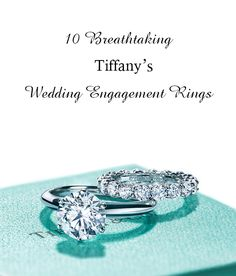breathtaking Tiffany wedding engagement rings gorgeous and classic