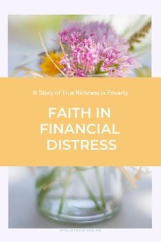 Struggling with faith in the midst of financial strain? How does God provide for us? The answer is abundantly and in ways we'd never imagine. Financial Stress, Financial Planning, Short Passage, God Will Provide, Spiritual Growth, Trust God, Word Of God, Prayers, Encouragement