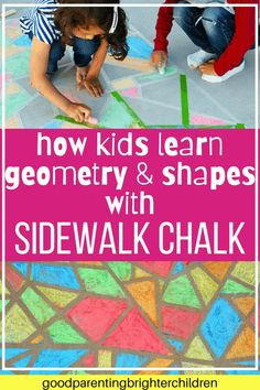 Grandparenting roles are important. Here are 7 ways to be an influential grandparent while engaging in 7 different learning activities with grandchildren—geometry sidewalk chalk, arts & crafts, grandkids in the kitchen, books about me and more. #grandparents #grandchildren #activitiesfor #dayactivities #daycrafts #howtobethebest #mykidshavethebest Cheap Outdoor Kids Activities, Free Activities For Kids, Nature Activities, Learning Activities, Kids Learning, Creative Activities, Teaching Strategies, Grandchildren, Grandkids