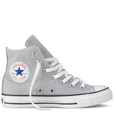 Converse - Chuck Taylor All Star - Hi - Mirage Grey. Want these sooooo badly