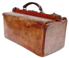 antique french doctor's bag, 1900. frenchmarketfinds, etsy.