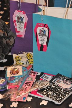 monster High Favors