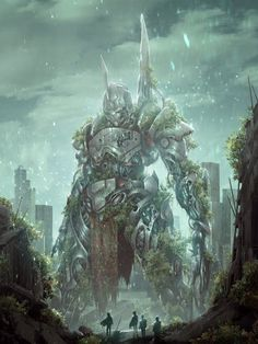 The Becoming God, Lord of the Warforged, when finally constructed Eberron