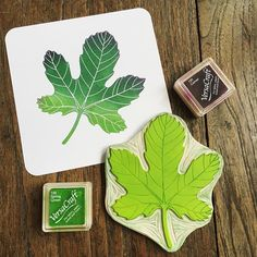 Oh! I need to collect leaves, coat them in glue, and then outline the veins in another layer of glue!