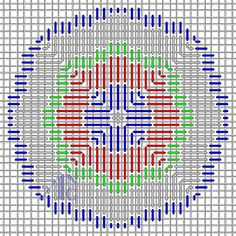 bargello stitches   ANG: American Needlepoint Guild - Stitch of the Month - June 2008