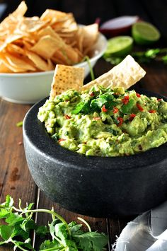 Best ever guacamole.