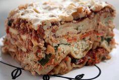 Cheesy Lasagna. Best. Lasagna. Ever.