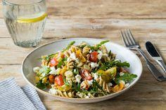 Schnell, lecker, klassisch: Pasta mit Pesto