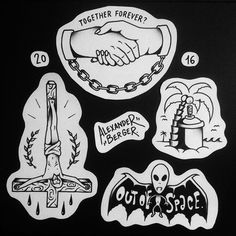 #handshake #prisoners #holycross #outofspace #religion #jesus #alien #vampire #alexanderberger #alexanderbergertattoo #vacation #spraycan #palm #tears #handcuffs #tattooflash