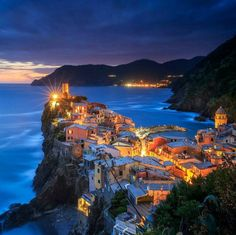 Breathtaking Pictures Of Our Beautiful World - 11. Vernazza, Italy