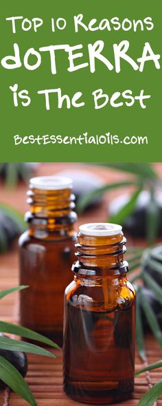 I love these 10 Reasons doTERRA is the best essential oils company because they all show what sets doTERRA apart from the others.