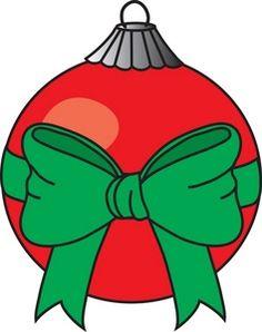 christmas ornaments images clip art