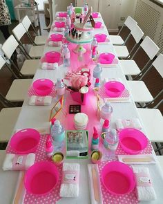 Makeup Party Ideas For Girls For Kids Spa Birthday 66 Trendy Ideas Sleepover Birthday Parties, Birthday Party For Teens, Birthday Party Themes, 25 Birthday, Paris Birthday, Bachelorette Parties, Birthday Ideas, Spa Sleepover Party Ideas, Ideas Party